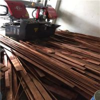 电工导电T2紫铜排/广州10*100mm镀锡紫铜排根据要求定尺