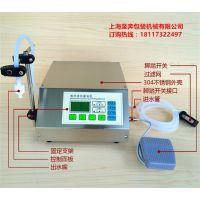上海厂家直销正品 160数控液体灌装机 矿泉水自动灌装机 饮料灌装机