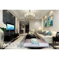 锦绣豪庭89平米现代简约风格效果图