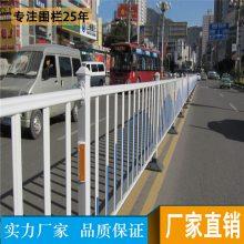 广州乙种护栏价格 小区道路防护围栏出口 中山锌钢安全围栏出口 晟成