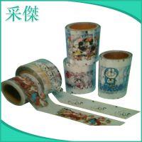 大量生产 工艺品热升华转印花纸 专业转印烫金花纸