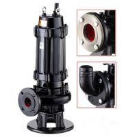 WQ40-15-3KW排污泵 污水潜水泵 工程潜水泵 污水泵