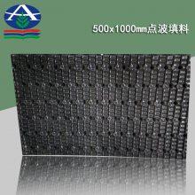 圆塔填料哪里可以买到 PVC、聚丙填料材质 河北华强生产 13785867526
