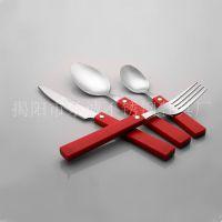揭阳市乐诚不锈钢餐具 刀叉勺餐具24件套
