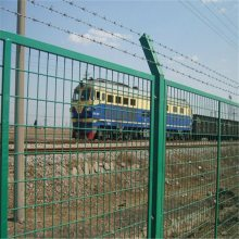 庭院围墙护栏 护栏设备 热镀锌小区围墙网