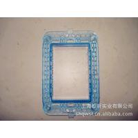 上海注塑,精密电子塑胶配件,智能开关面板,塑料开关面板