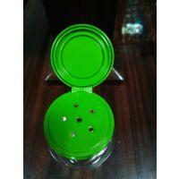 广州晶绣塑料制品有限公司供应烧烤撒香料瓶好用方便150ml漏网瓶