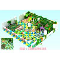 2015温州馨晨厂家批发室内儿童乐园设备新型电动淘气堡儿童快乐园
