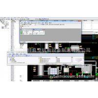 西门子wincc 视频教程 项目大全 加wincc6.2软件 30天精通