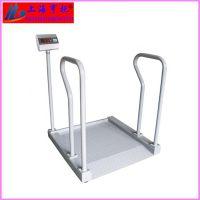 天津300kg医用轮椅电子秤 医疗透析轮椅体重秤