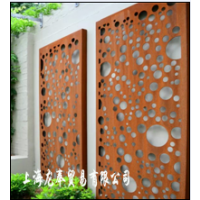 宝钢柯尔顿钢板园林景观工程专用装饰材料 锈钢板