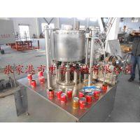 易拉罐花茶饮料生产线设备 易拉罐金银花饮料生产线