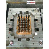 黄岩西诺品牌模具供应商 物流箱模具 2738钢料