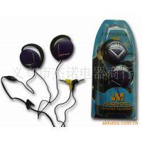 JS-188MV电脑耳机带麦克风 耳挂耳机 MP3耳机