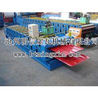 云南明信促销双层840/900彩钢设备