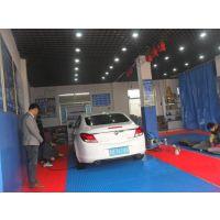 襄樊 洗车店玻璃钢排水地板 洗车房玻璃钢地沟网格板 厂家直销