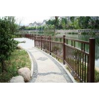 河南天目供应建筑护栏、坚固耐用仿木护栏、耐腐蚀水泥仿木护栏