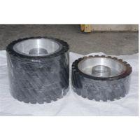 益邵五金(图)|打磨机铝轮橡胶轮|打磨机