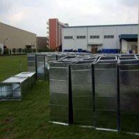 供应中山通风管道安装工程/螺旋兰风管排烟/防腐风管定制/不锈钢风管焊接