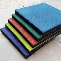 中山柏克体育厂 生产各种规格的橡胶安全地垫 幼儿园橡胶地垫幼儿园塑胶地垫生产厂家