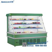 供应安雪ACC-LUX-豪华款风幕柜/蔬果保鲜/超市冷藏柜