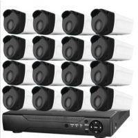 安尼威尔监控摄像机16路NVR POE网络监控套装