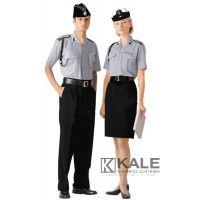 凯澜服装保安服 保安工作服