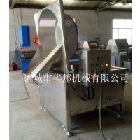 供应HB-1200型全自动油炸机 、油炸锅 自动控温,自动搅拌,自动出料