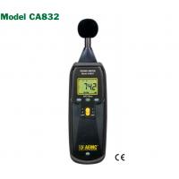 供应美国AEMC CA832声级计/数字式噪音计