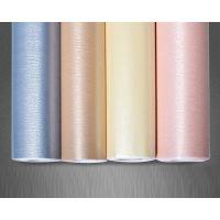 广州缘艺3D晶彩膜 简约纯色防水防潮家居工程装潢新款墙纸