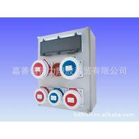 供应 塑料阻燃PC/ABS   高品质防腐组合插座箱 BDL-043