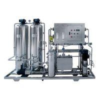 云南0.5t/h逆渗透纯净水设备价格