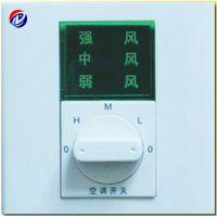 特价 温度控制器 液晶温度控制调节器 风机盘管智能温度控制器