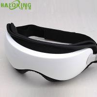好来康高档ABS材质 微电脑控制 贴合头型 智能气压 多模式磁疗按摩眼镜