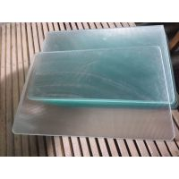 CNC异形4MM玻璃厂家磨边