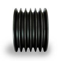 无锡帛扬锥套皮带轮厂家微型皮带轮spz150-06