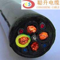 聚氨酯卷筒电缆厂家、PUR水下探测机器人专用防水电缆