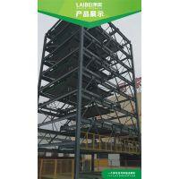 合川区PSH九层升降横移类停车设备