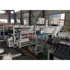 Automatic Two Layer Roof Tile Making Machine , High Speed Roof Sheet Making Machine