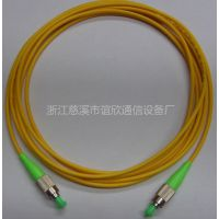供应单模单芯FC光纤跳线【3米】插损:0.3以下