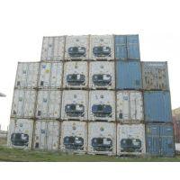 冷冻集装箱出租可控温度范围零下-25℃~+25℃,6米12米