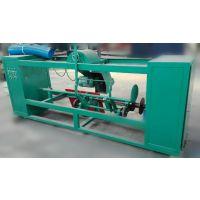 PJC-WF05型钢刷除锈机济南海德诺----无缝钢瓶检测设备厂家