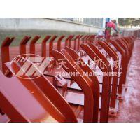 供应 槽型前倾托辊组 槽型前倾/倾角支架 生产厂家 浙江湖州