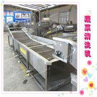 蔬菜清洗生产线 天麻清洗机 冲浪式蔬菜清洗机