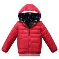 【贴牌加工】韩版儿童羽绒服男童羽绒服童装羽绒防寒外套厂家批发