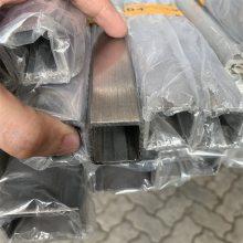 304不锈钢拉丝面40*40*3.0方通多少钱一支
