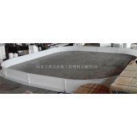 厂家直销 小型可拆卸的冰球场高密度聚乙烯围栏板