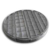 烟囱水蒸汽去除丝网除沫器 标准型金属丝网 DN300-6000 圆形方式安平上善