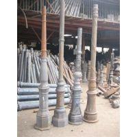 长期供应路灯灯杆铸铝铸铁庭院灯底座灯杆厂家路灯价格