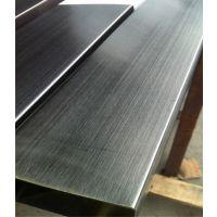 304不锈钢大管厚管50*100*1.0镜面管|304不锈钢精品管高铜管
